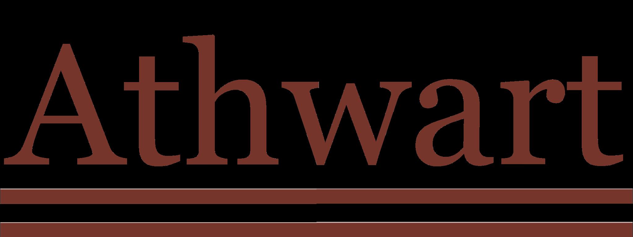 Athwart